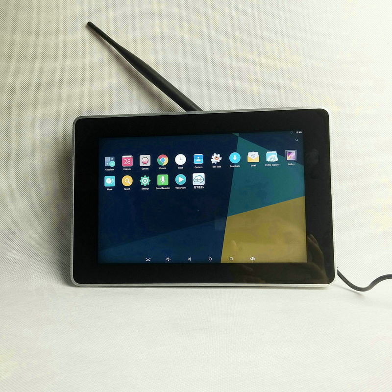 "POE 10"" IPS screen HD touch screen Android display"